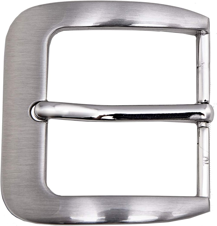 shenky larghezza 4 cm Fibbia di ricambio per cintura