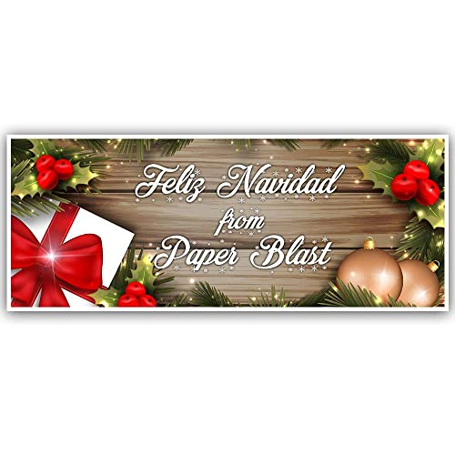 Feliz Navidad Banner
