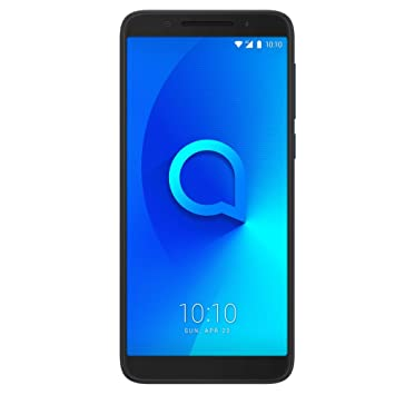 detailed look c8649 d756f Alcatel 5052Y-2AALGB7 3 Android UK-SIM Free Smartphone - Spectrum Black