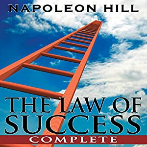 The Law of Success Hörbuch