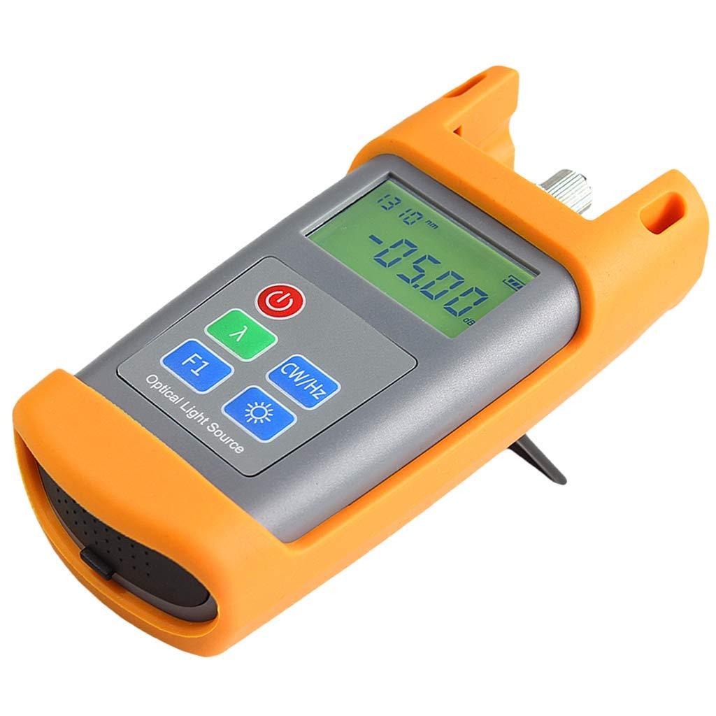 nouler Juler Fiber Source for Power Meter Handheld 1310 / 1550Nm Wavelength by nouler