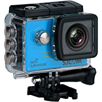 SJCAM SJ5000X Elite Wi-Fi 4K Aksiyon Kamerası-Mavi