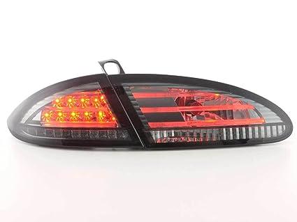 FK Automotive FKRLXLSE010011 Montaje de Luces Traseras LED para Seat Leon 2 (1P),
