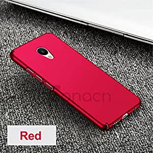 Amazon.com: Para Meizu M5 Nota M5S M5 x M5 °C PC duro caso ...