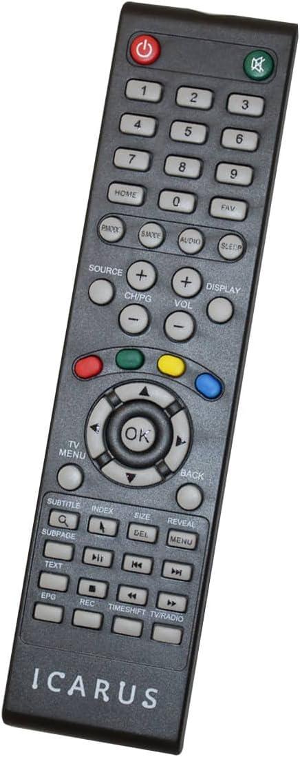"""Icarus Televisión Smart TV Led 55"""" 4K WiFi: Amazon.es: Electrónica"""