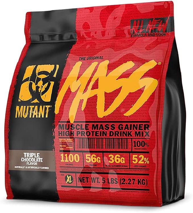 Mutant Mass 2.2 kg Triple chocolate