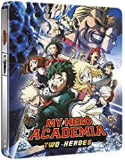 My Hero Academia: Two Heroes SteelBook