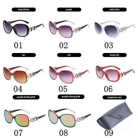 Goodtimera - Gafas de Sol clásicas para Mujer, Cristales de ...