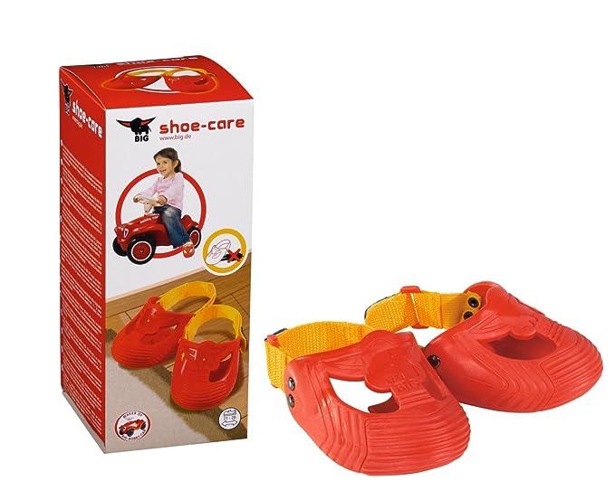Amazon.com: Big Shoe Care Niño Foot Protector Ride-On ...