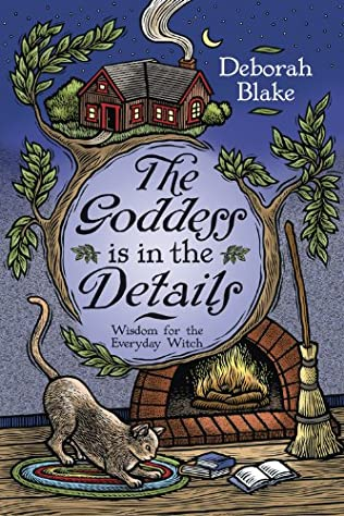 book cover of The Goddess Is in the Details