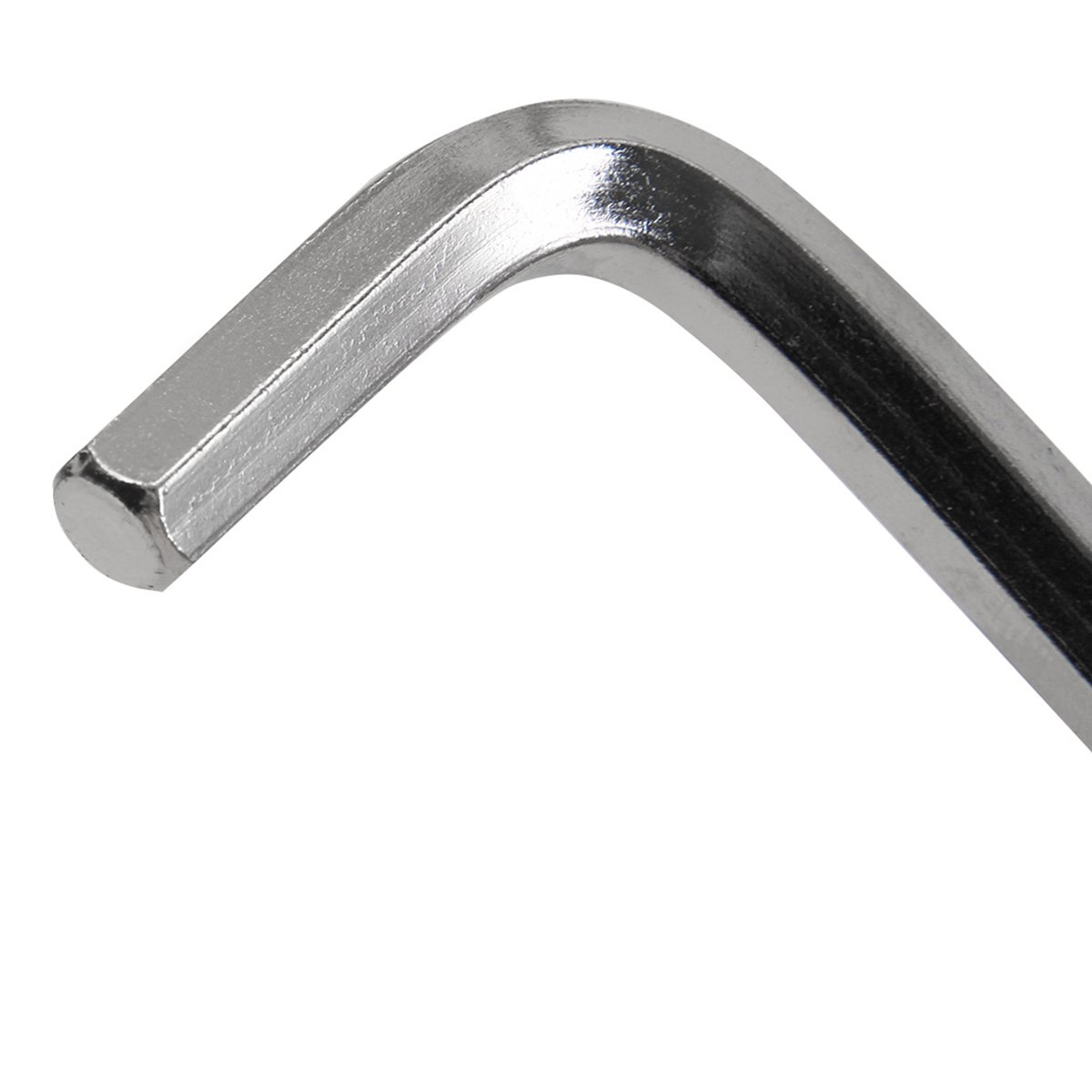KSEIBI 201670 Extra Long Allen Hex Key Set 9Pcs SAE