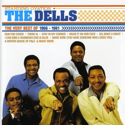 Standing Ovation: Very Best of the Dells by run for cover