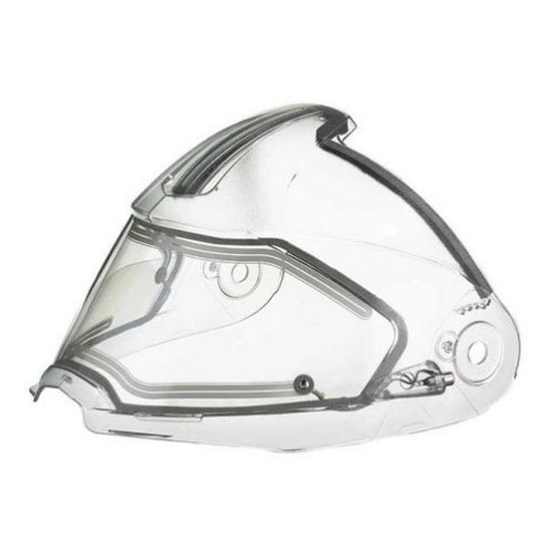 Ski-Doo New OEM Modular 2 3 V180 Clear Electric Heated Helmet Visor, 4485030000 by Ski-Doo
