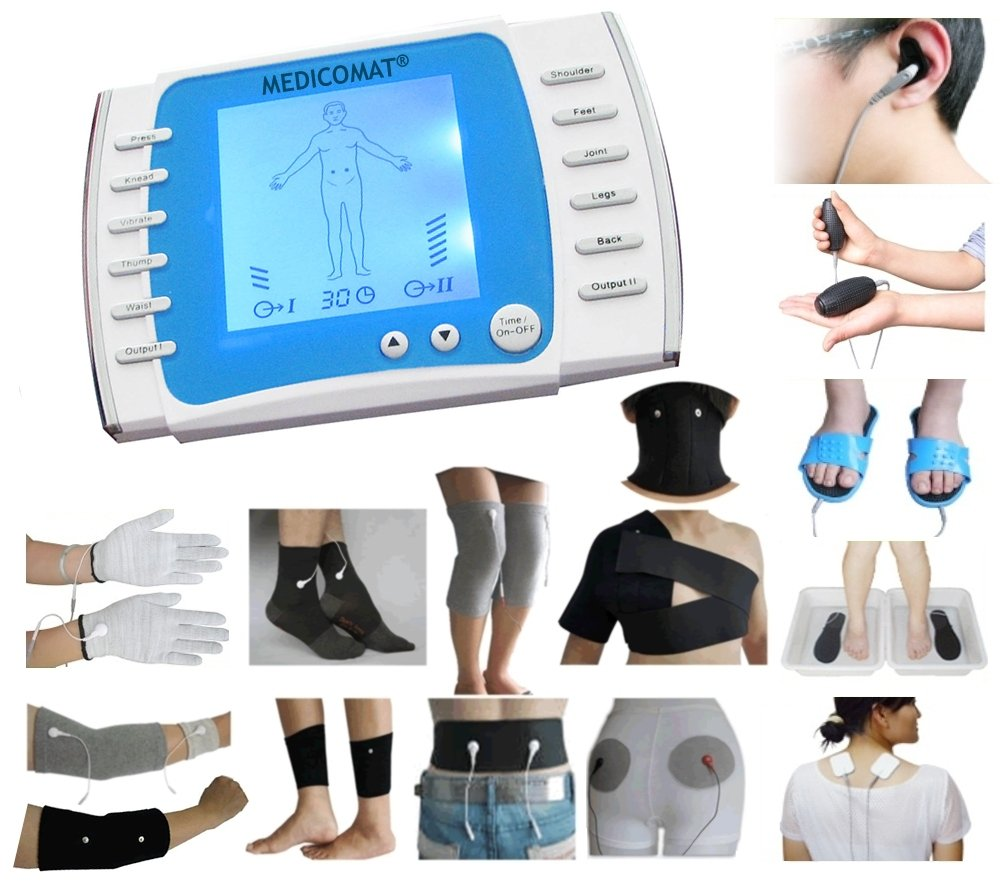 Physiotherapy Socks Gloves Knee Elbow Belt Neck Medicomat Physiotherapy by Medicomat (Image #1)