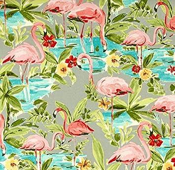 Amazon.com: Indoor / Outdoor Fabric by the Yard - Waverly Sun N ...