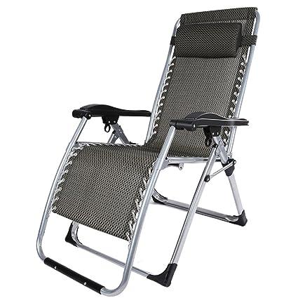 Amazon.com: Silla plegable para el ocio de NUBAO, silla de ...