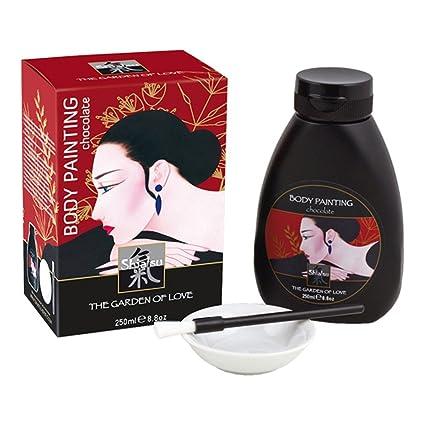 Body Paint Chocolate 5 Lbs Shiatsu Body Painting Edible