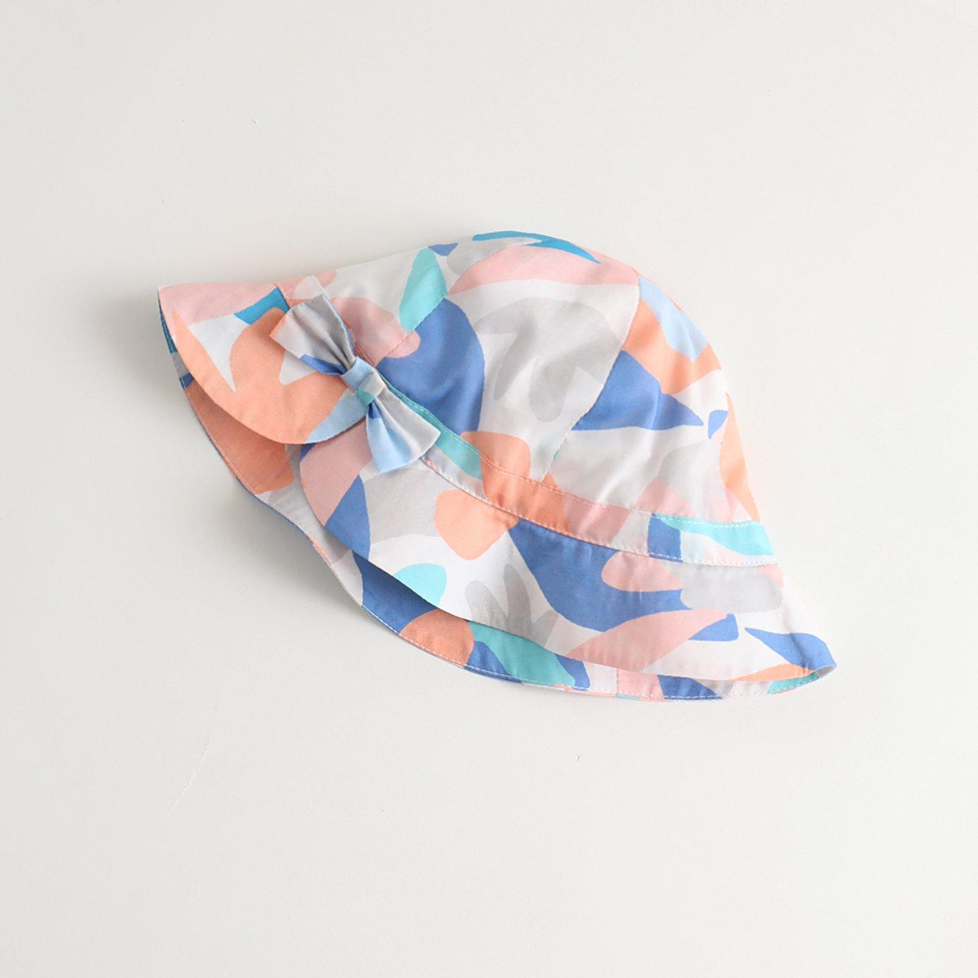 marc janie Baby Toddler Cotton Brim Sun Protection Hat