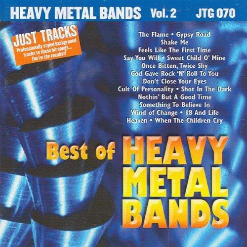 Sing The Hits Of Heavy Metal Bands Vol.2 (Karaoke)