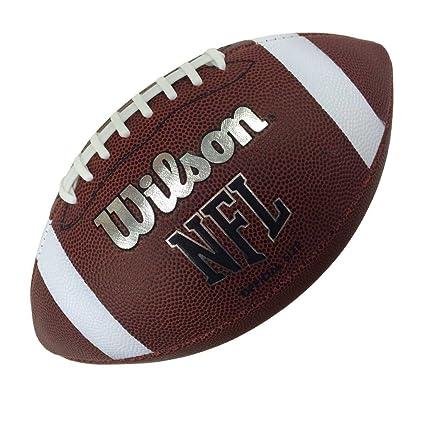 2702ff059b187 Wilson Balón Futbol Americano NFL  Amazon.es  Deportes y aire libre