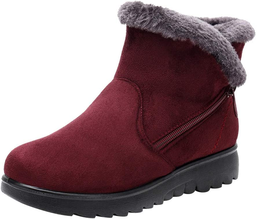 Goodtrade8 Clearance Womens Booties