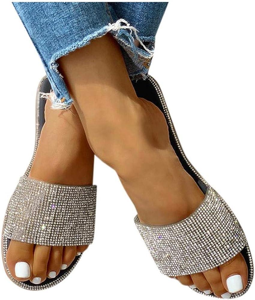 Sandals for Women Flat, Comfy Sandals