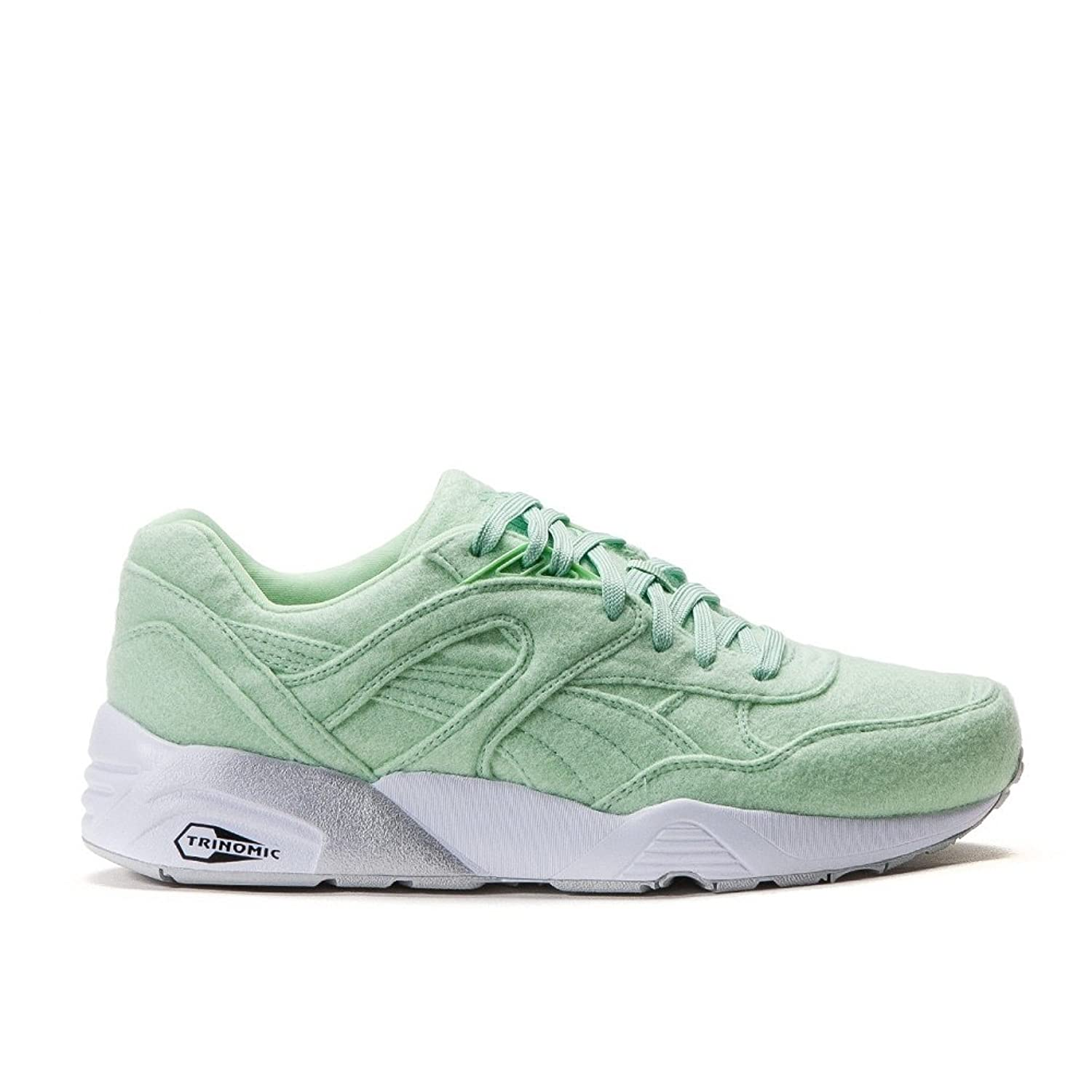 photos officielles 3270b 98293 85%OFF Men's PUMA R698 Bright Mint Green 358832 04 ...