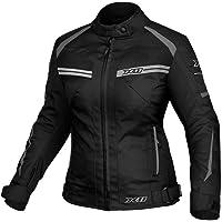 Jaqueta de moto Feminina X11 Preto Impermeável
