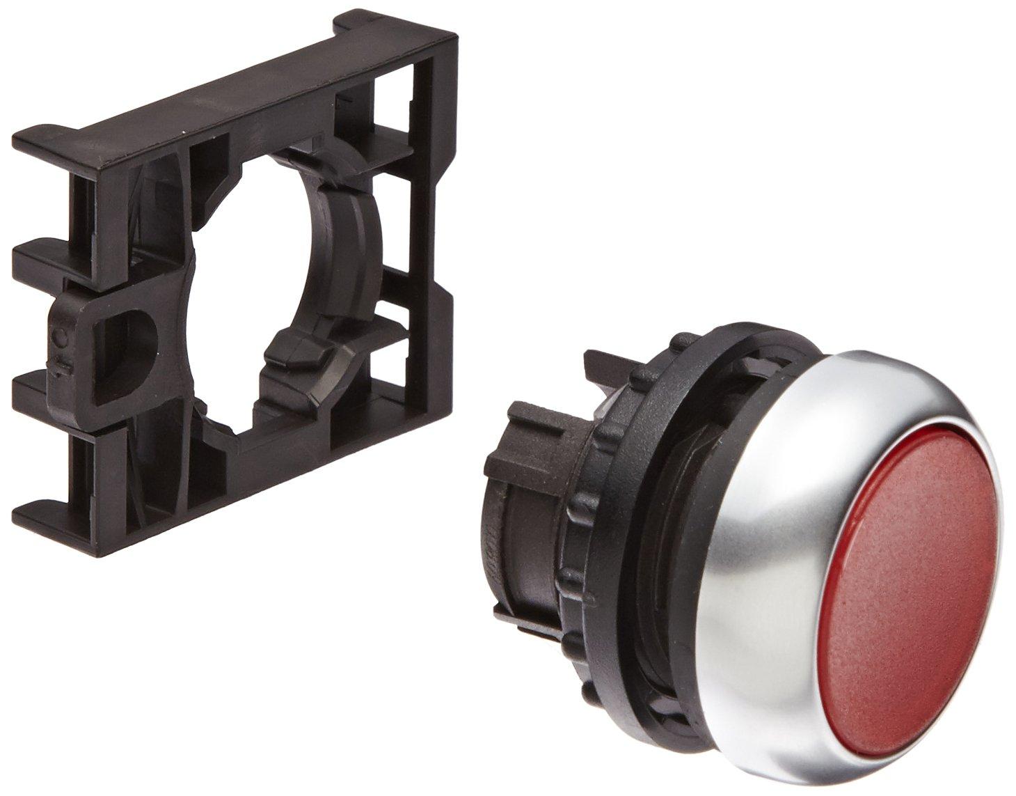 Eaton M22-XGPV Guard Ring for Pushbuttons Yellow 22mm Diameter Buttons