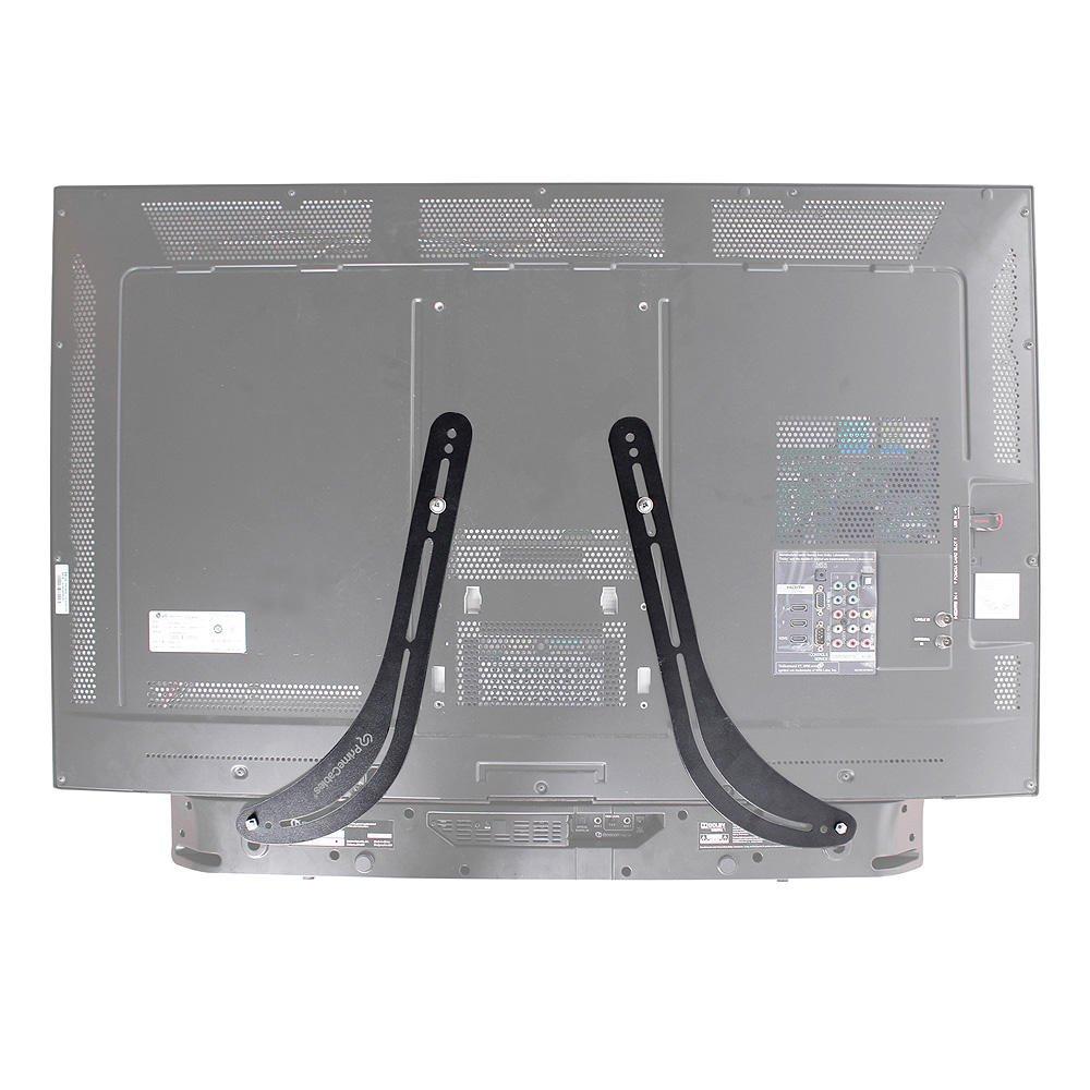 Primecables Sb 39 Universal Sound Bar Speaker Bracket For  # Magasin De Television Pas Cher