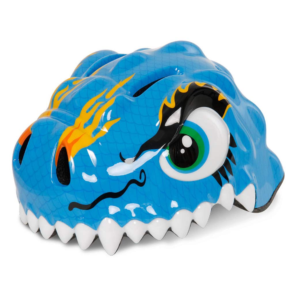 Amazon.com : Cycling Dirt Bike Helmets Kids Ages 3-5-8 Kids Safety Cute Dinosaur Detachable Bicycle Protector Bike Riding Helmet Outdoor Sports Tackle ...