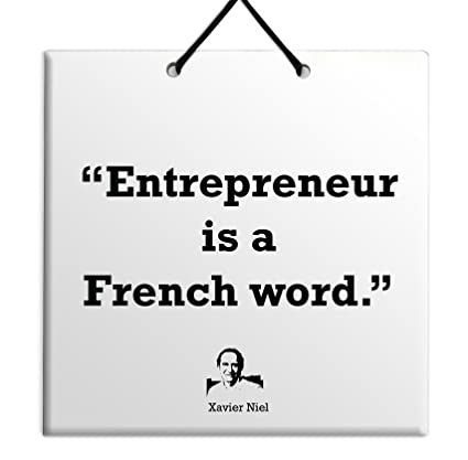 Amazon Com Entrepreneur Is A French Word Xavier Niel Best