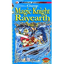 Magic Knight Rayearth T.2