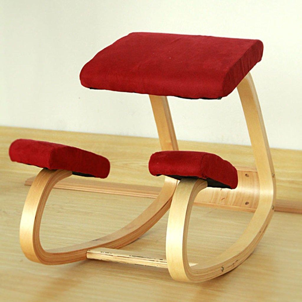 TangMengYun Chaise ergonomique à genoux - Chaise de correction de la posture - Chaise de correction des verbes en