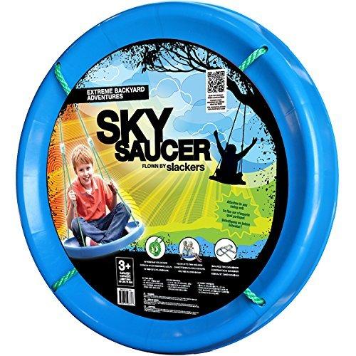(Slackers Sky Saucer, Blue)