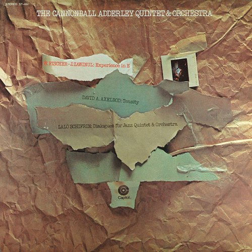 Conductor Quintets (The Cannonball Adderley Quintet & Orchestra)
