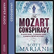 The Mozart Conspiracy: Ben Hope, Book 2 | Scott Mariani