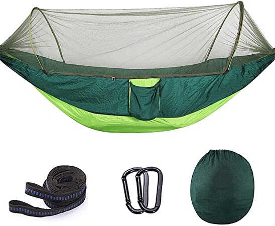 VILEAD Automatic unfolding Hammock with Mosquito Stable