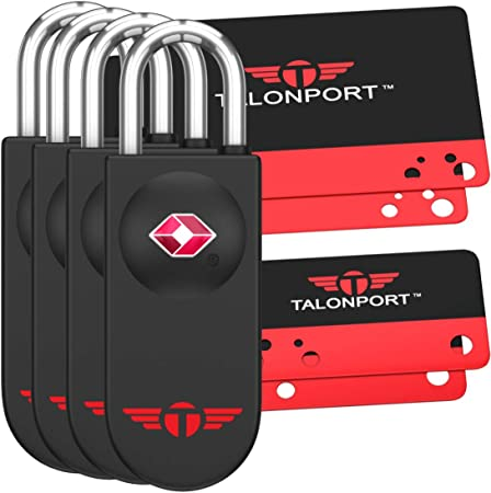 Talonport Solid Durable Luggage Lock