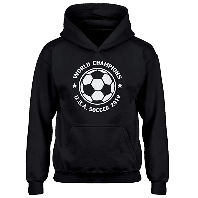 Amazon com: Women's World Cup Champions Hoodie for Kids