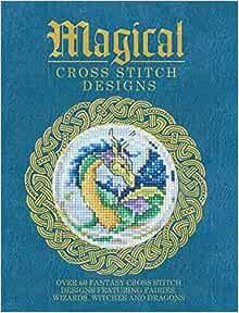Cross Stitch Wizards Cross-Stitch Fairies Cross Stitch Myth /& Magic Dragon Cross Stitch Charts Cross Stitch Charts Cross Stitch Graphs