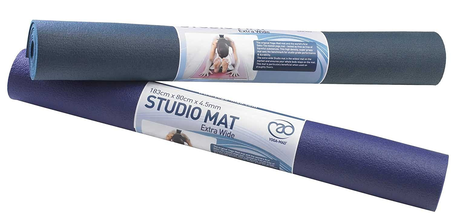 Extra Wide Sticky Yoga Mat