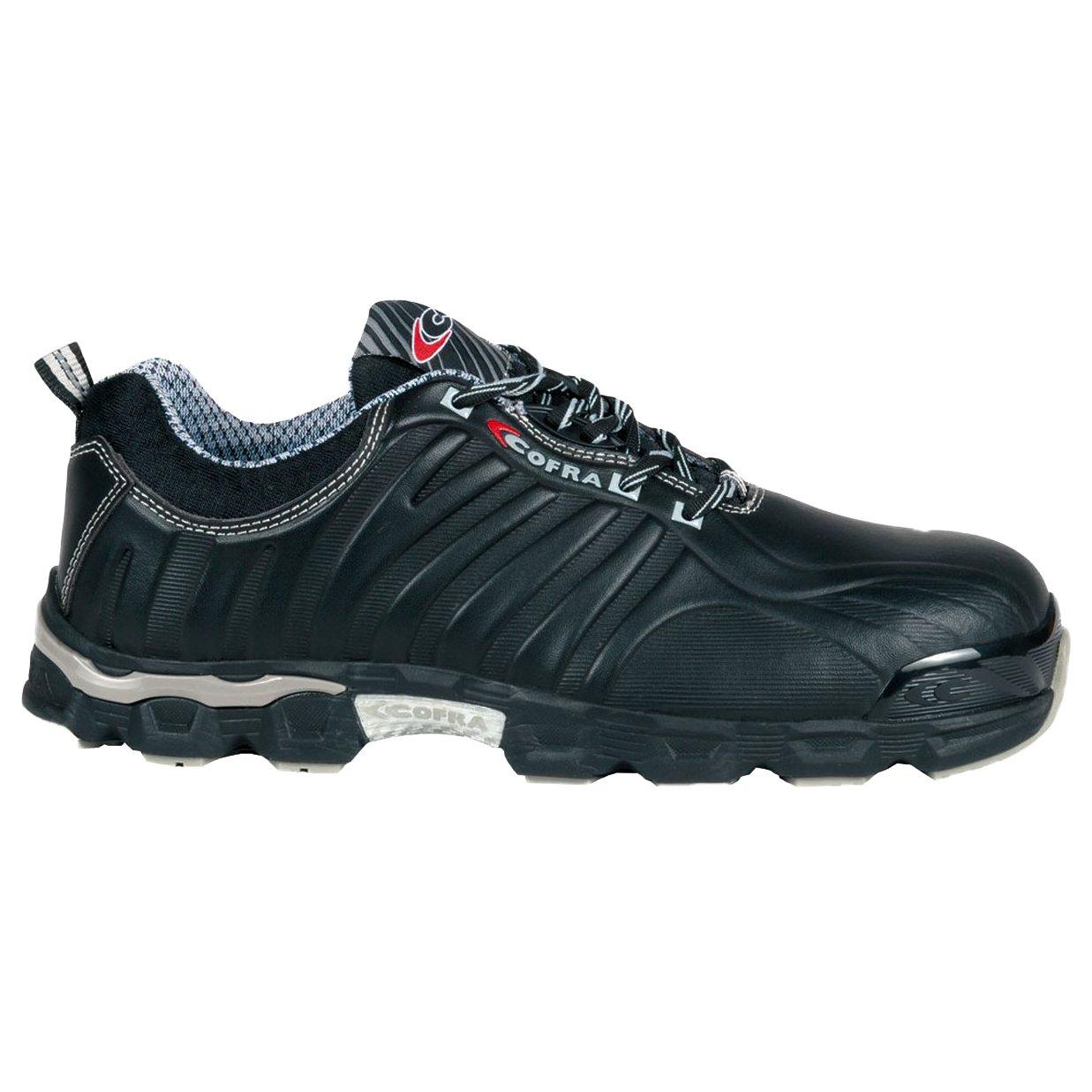 Cofra JE025-000.W45 Chaussures de sécurité'Sbatt S3 SRC' Taille 45 Noir