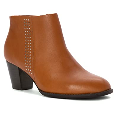 Amazon.com | Vionic Georgia Womens Ankle Boot | Ankle & Bootie