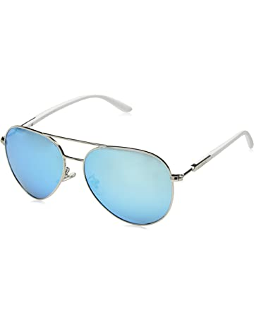 1927d401c9 LUENX Aviator Sunglasses Womens Polarized Mirror with Case - UV 400  Protection 60MM