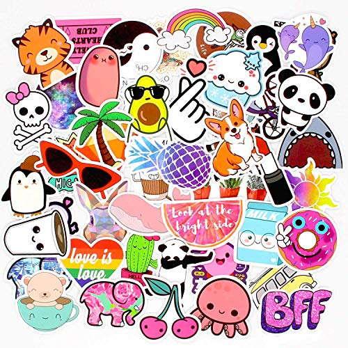 Aesthetic Stickers Notebook Suitcase Waterproof product image