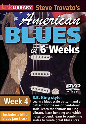 American Blues Guitar In 6 Weeks Week 4 DVD