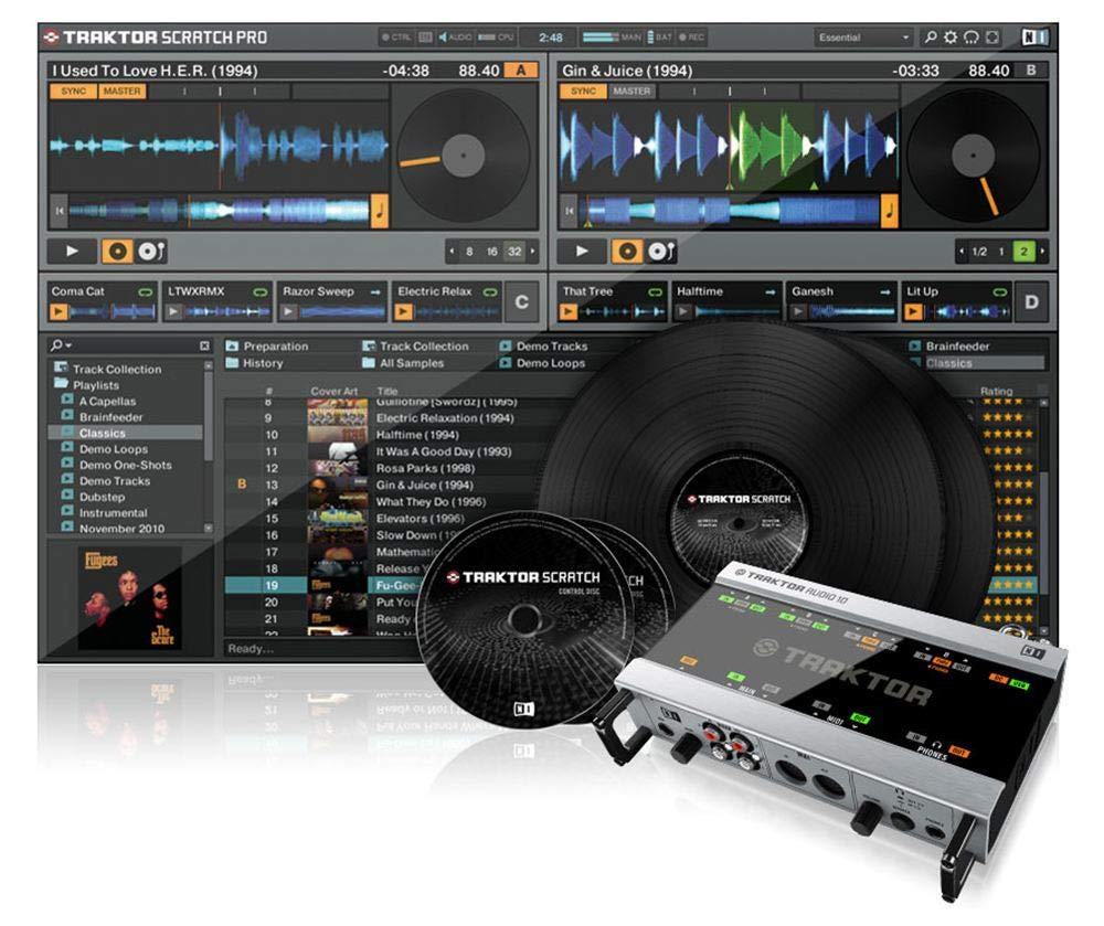 Amazon.com: Native Instruments Traktor Scratch Pro 2 ...