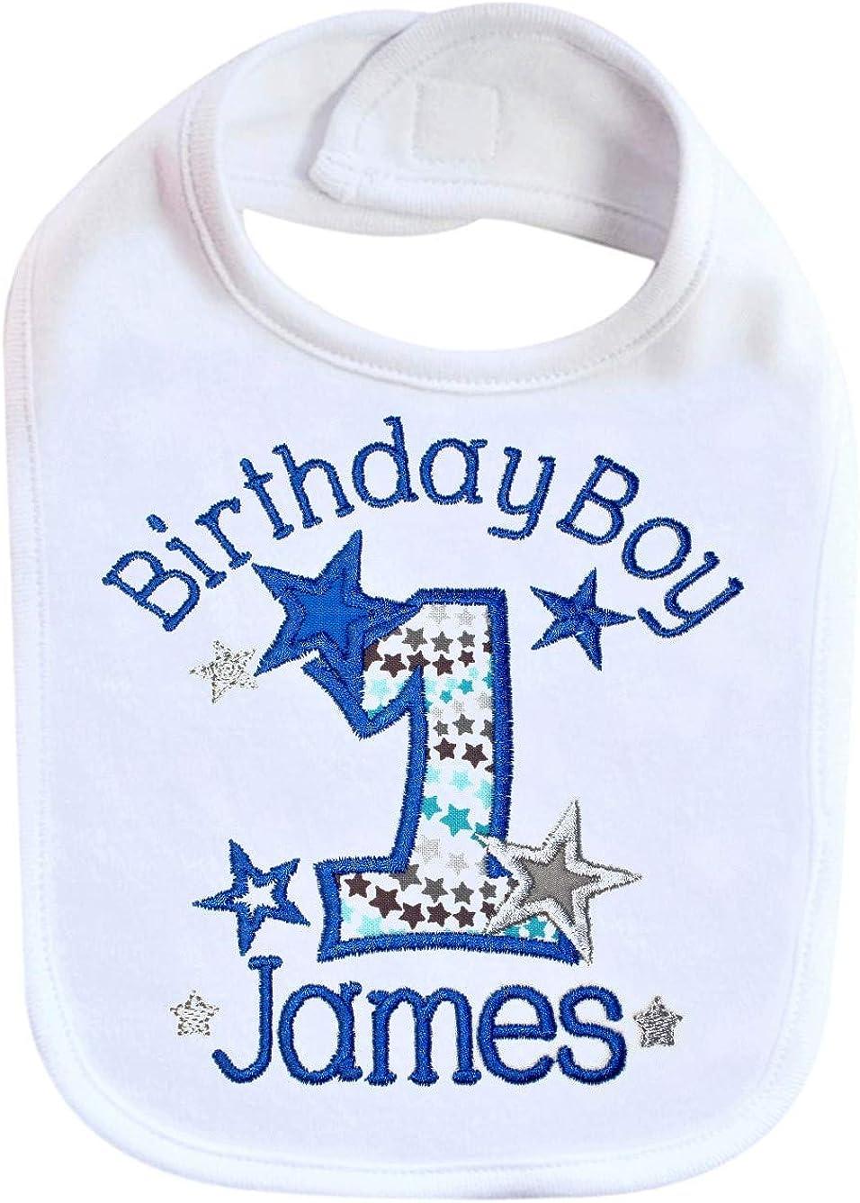 Boys First Birthday Bib King First Birthday Bib First Birthday bib-Monogram Birthday Bibs Baby Bibs- Prince 1st Birthday Bib