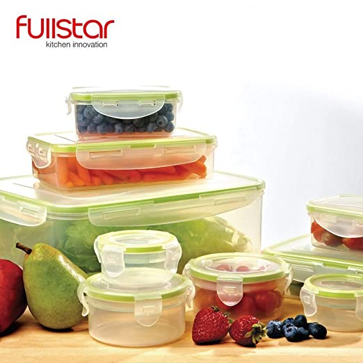 FIOLTY Fullstar Caja de la Caja del Almuerzo Accesorios de ...